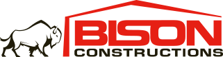 Bison Constructions logo