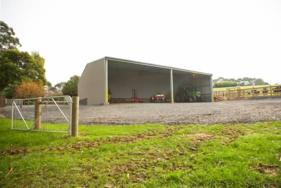 Rural Storage Shed