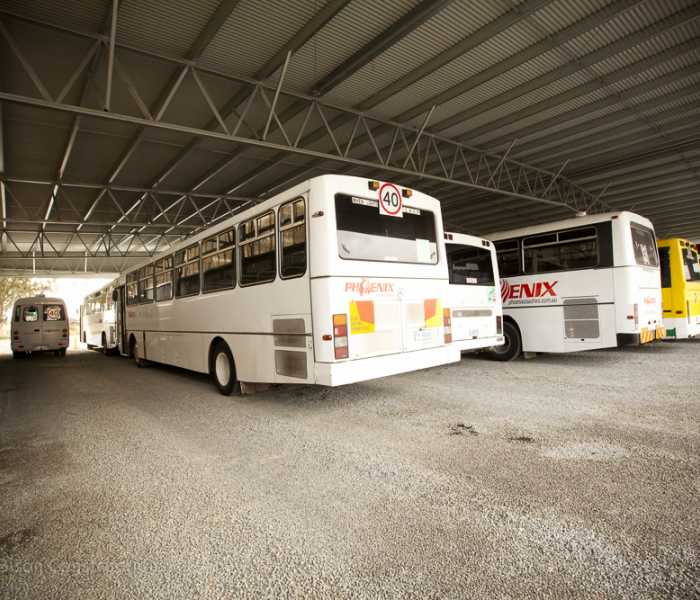 Phoenix Bus Shelter 03