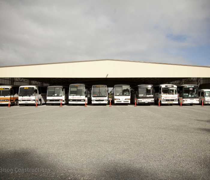 Phoenix Bus Shelter 07