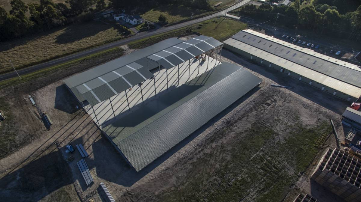 Image result for Agronico opens new purpose-built coolstore at Spreyton