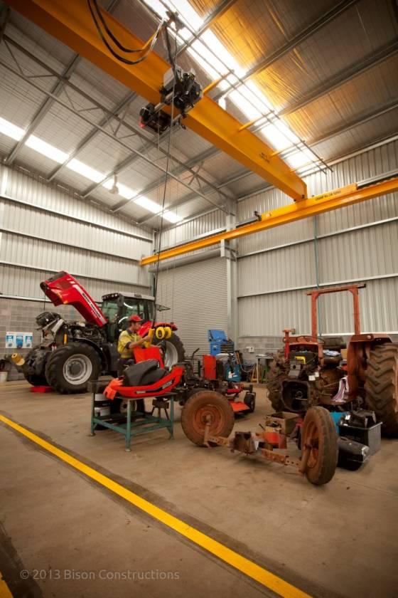 Machinery Workshop