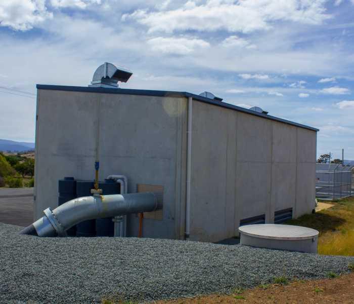 M Pump Station 0679