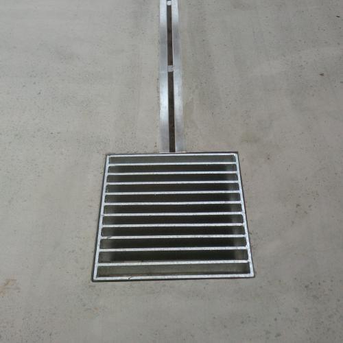 Floor Pit