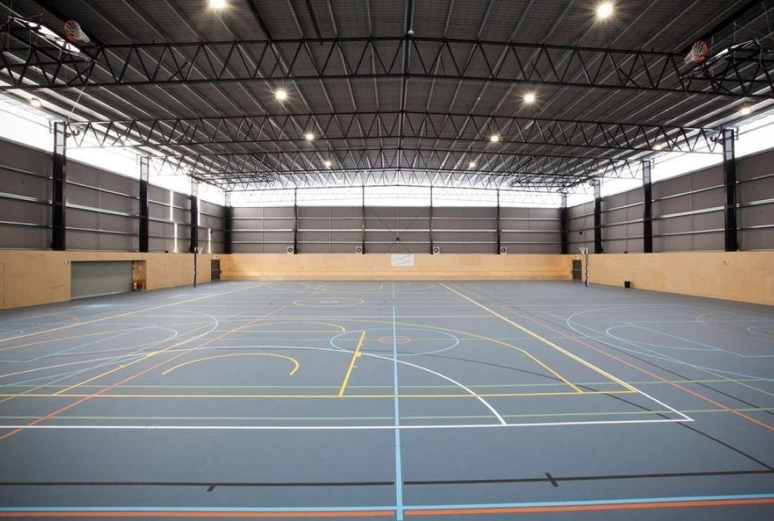 Indoor Sports Stadium