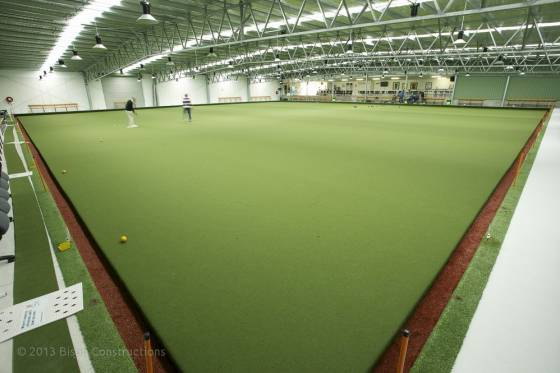 Commercial Bowls Club